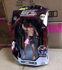 "UFC ultimate fighting Champion Rich Franklin 6"" Action Figure Jouet, RETRAITÉ RARE"