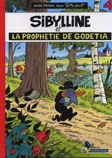 BD prix réduit Sibylline La prophétie de Godetia Flouzemaker