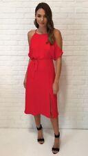 Kookai Brighton Dress Rosetta Red, Size 38/ 10, BNWT, Current Season