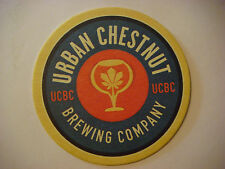 Beer Pub Bar Coaster ~ URBAN CHESTNUT Brewing ~ St Louis, MISSOURI Micro Brewery