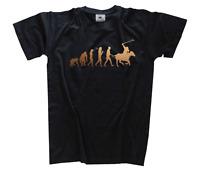 BRONZE Edition Polo I Polosport Reitsport Reiten Evolution T-Shirt S-XXXL