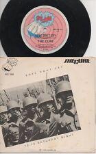 "THE CURE    Rare 1979 Australian Only 7"" OOP Stunn P/C Single ""Boys Don't Cry"""