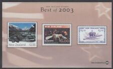 NEW ZEALAND BEST OF POINTS SINGLE MINI SHEET 2003 #2 (ID:85F/D7075)