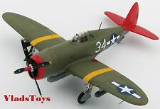 """Hobby Master 1:48 P-47D Thunderbolt  USAAF Tuskegee Airmen """"White 34"""" HA8454"""