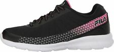 Fila Womens Memory Decimal Dots Running Shoes Size 6.5