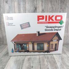 PIKO 63005 - Spur G - 1:32 - Güterschuppen Göplingen - #F42702