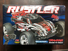 Traxxas Rustler New In Unopened Box 35+ MPH Ready To Race