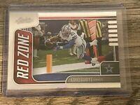 Ezekiel Elliott 2019 Panini Absolute Red Zone Dallas Cowboys Card #5