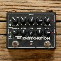 MXR Doubleshot Distortion Overdrive Boost Fuzz Gain Electric Guitar Pedal