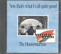 The Housemartins - Now That's What I call Quite Good Cd Perfetto Germany Press