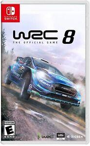 WRC 8: FIA World Rally Championship Nintendo Switch Brand New Sealed