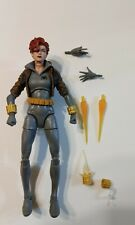 "Marvel Legends BLACK WIDOW 6"" FIGURE WALMART EXCLUSIVE Loose"