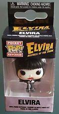 Elvira Mistress Of The Dark Funko Pocket Pop Vinyl Keychain Figure Portachiavi