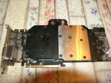 scheda video GAINWARD NVIDIA GTX 570 GLH 1280MB DDR5 320B raffreddamento liquido