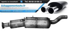 Filtres à particules Audi A4 B7 8E0254800CX