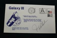SPACE COVER 1984 SLOGAN CANCEL GALAXY III COMMERCIAL COMMUNICATIONS LAUNCH (6836