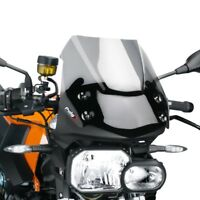 BMW F 800 R 2009 > 2014 PUIG SCREEN SMOKE NAKED WINDSCREEN