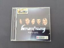 CD - HEARSAY POPSTARS - Special Edition - HEAR'SAY Pure Simple Monday You Love..