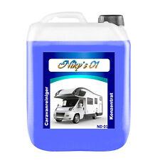 5 Liter Caravanreiniger Wohnwagenreiniger Wohnmobilreiniger Konzentrat