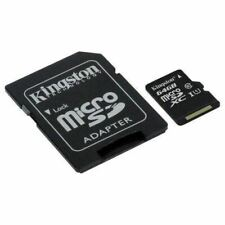 64GB Micro SD Card Memory - Class 10 with Adapter