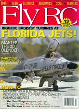 2004 Fly RC Magazine: Florida Jets/3D Blender/Parkzone J-3 Cub/FW-285/Electric
