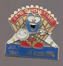 1996 Izzy Its Showtime Opening Ceremonies Olympic Pin Atlanta Ceremony