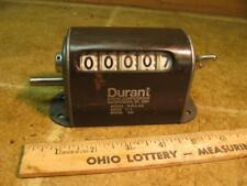 Durant 5-H-1-1-L Stroke Counter Mechanical