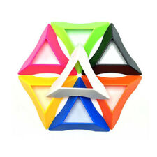 3Pcs/Pack Universal Plastic Magic Cube Puzzle Stand Base Holder For Cube