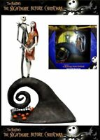 Nightmare Before Christmas Jack & Sally on Spiral Hill