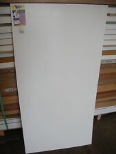 PERSPEX FLAT WHITE SHEET 1200MM X 600MM PVC