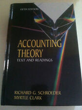 Accounting Theory : Text and Readings by Myrtle Clark, Levis D. McCullers #3146