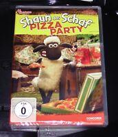 Shaun Pecora Pizza Festa DVD Spedizione più Veloce Nuovo e Confezione Originale