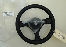 NOS Ultraflex PN# 37920H SpA-Italy V45 Three Spoke Steering Wheel #1031-T20-G
