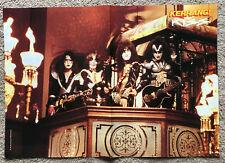 KISS - 1991 UK Magazine centrefold poster