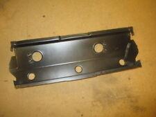 MG MGB MGBGT V8 radiator duct  panel HZA4858 rubber bumper models NOS