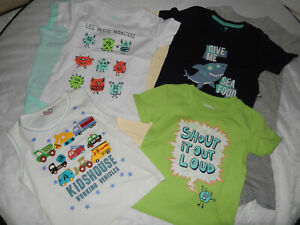 Baby Paket  8 Teile 86/92 Shirts  Bodys Shorty Set