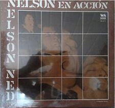 RARE balada 60's 70's 80's LP NELSON NED en accion A LOS ROMANTICOS DEL MUNDO