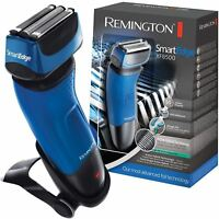 Remington SmartEdge Men's Electric Foil Shaver Waterproof Cordless Rechargeable