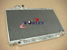 For Toyota Supra JZA80 Turbo 1993-1998 Automatic & Manual Aluminum radiator