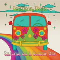 Grateful Dead - Smiling On A Cloudy Day (NEW CD)