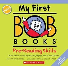 My First BOB Books: Pre-Reading Skills: By Maslen Kertell, Lynn, Kertell, Lyn...