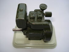 C1950S VINTAGE RUSTON ENGINES LINCOLN ENGLAND ENGINE SHAPE ADV PAPERWEIGHT
