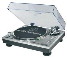 AUDIO TECHNICA AT-LP120 USB HC - Giradischi Professional DJ - SILVER - NUOVO