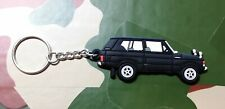 Landrover Range Rover Classic 3dr Collectors Key Ring - BLACK