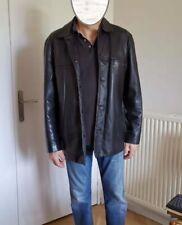 Veste cuir Chevignon XL Noir