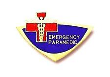 Plate Pin Professional 945 New Emergency Paramedic Medical Emblem Insignia Gold