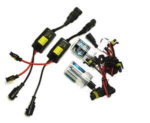 Kit Xenon H7 Mini BALLAST 55W Ampoule 6000K HID Auto Moto 12V