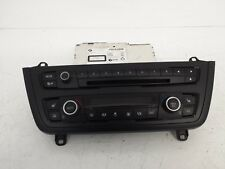BMW 3 Series 320D F30 2014 2.0 CD Radio Heater Climate Controls 9323550 9331597