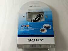 Sony SRF-M37W Walkman Case HEADPHONES ONLY! NEW