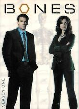 Bones The Complete Season One ~ 4-Disc DVD Box Set WS ~ FREE Shipping Within USA